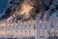 Hé lộ điều ít biết về lần Nhà Trắng bị phóng hỏa năm 1814