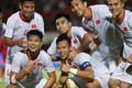 """Ghi bàn vào lưới Indonesia, Duy Mạnh ăn mừng """"đốn tim"""" hội chị em"""