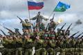 Tổng thống Putin nâng cấp không quân vận tải và lính dù Nga?