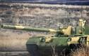 Phác họa hình dáng siêu xe tăng Armata của Nga
