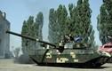 """Tận mắt """"quái vật tăng"""" T-84 Oplot của Thái Lan"""