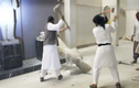 Video phiến quân IS đập phá báu vật cổ ở Iraq