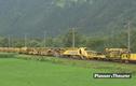 Chi tiết quy trình làm đường sắt đỉnh cao thế giới
