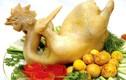 Tuyệt chiêu làm gà hấp muối bằng nồi cơm điện