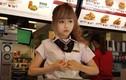 Ngất ngây trước nhan sắc của hotgirl McDonald Đài Loan