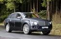 Chạy thử Bentley Bentayga mẫu SUV nhanh nhất thế giới