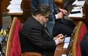 Bị bắt quả tang nhắn tin cho gái gọi, nghị sĩ Ukraine nói gì?