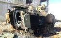 """Xe thiết giáp ACV-15 Thổ Nhĩ Kỳ như """"đồ bỏ đi"""" ở chiến trường Syria"""