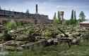"""Quân đội Ukraine đào """"mộ xe tăng"""", khôi phục lượng lớn chiến xa cực mạnh"""