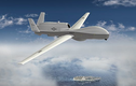 """""""Ác điểu"""" MQ-4C Triton Mỹ bay trên Biển Đông, soi hải quân Trung Quốc"""