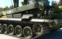 Lần xuất hiện chớp nhoáng của BREM-1 bên cạnh xe tăng T-90 Việt Nam