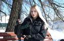 Nữ vệ binh gợi cảm nhất nước Nga và tài bắn súng thiện xạ