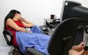 Dân văn phòng: Mệt, ốm vì ngủ trưa sai tư thế