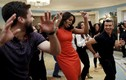 Tài khiêu vũ của Đệ nhất phu nhân Mỹ
