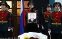 Lễ tang quân nhân tham gia giải cứu phi công Nga