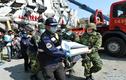 Ảnh mới nhất động đất ở Đài Loan hơn 460 người thương vong