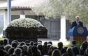 Toàn cảnh lễ tang cựu Đệ nhất phu nhân Mỹ Nancy Reagan