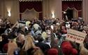 Đụng độ giữa người ủng hộ và phản đối tỷ phú Donald Trump