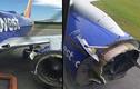 Máy bay chở gần 100 người rơi động cơ giữa không trung