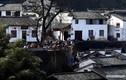 Ghé thăm ngôi làng cheo leo trên vách đá ở Trung Quốc