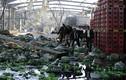 Toàn cảnh liên quân Ả-rập không kích quân nổi dậy Houthi ở Yemen