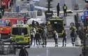 Toàn cảnh vụ khủng bố bằng xe tải kinh hoàng ở Thụy Điển
