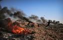 Ảnh: Biểu tình dữ dội ở Dải Gaza vì thiếu điện