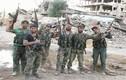 Ảnh: Quân đội Syria giải phóng loạt khu vực ở Damascus