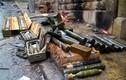 Tịch thu kho vũ khí khủng của phiến quân ở Homs