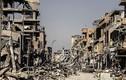 """Hãi hùng cảnh tượng """"ngày tận thế"""" ở Raqqa khi sạch bóng IS"""