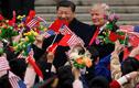 Toàn cảnh lễ đón chính thức Tổng thống Trump tại Trung Quốc