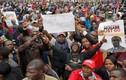 Biển người biểu tình đòi Tổng thống Zimbabwe Robert Mugabe từ chức