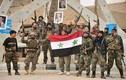 Đột nhập thành phố chiến lược Albu Kamal sạch bóng IS