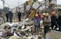 Hiện trường nổ kinh hoàng ở Trung Quốc, hơn 30 người thương vong