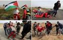 Jerusalem: Ông già Noel Palestine đối đầu với an ninh Israel