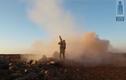 Chiến trường Hama nóng rẫy, phiến quân HTS bắn cháy chiến đấu cơ Syria