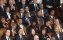 """Biểu cảm """"khó đỡ"""" của nghị sĩ Mỹ khi nghe Thông điệp Liên bang"""