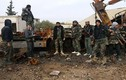 Quân đội Syria đạt bước tiến chiến lược ở ngoại ô Damascus