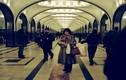 Đột nhập hệ thống tàu điện ngầm ở thủ đô Moscow