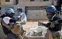 Nga: Tổ chức Cấm vũ khí hóa học đã tới Douma thanh sát