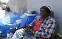 Cuộc sống của người vô gia cư giữa lòng thành phố Los Angeles