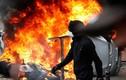 Hình ảnh bạo loạn ở Paris trong ngày Quốc tế Lao động 1/5