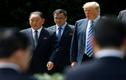 Ảnh Tổng thống Trump tiếp tướng Triều Tiên tại Nhà Trắng
