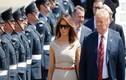 """Anh chi """"khủng"""" đảm bảo an ninh chuyến thăm của Tổng thống Mỹ"""