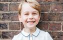 Khoảnh khắc đáng yêu của Hoàng tử nhí nước Anh tròn 5 tuổi
