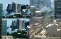 Bắc Kinh rung chuyển bởi nổ lớn bên ngoài sứ quán Mỹ