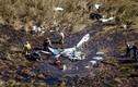 Hiện trường vụ rơi máy bay chở Bộ trưởng Paraquay