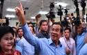 Bầu cử tại Campuchia: Đảng CPP cầm quyền tuyên bố chiến thắng