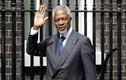 Loạt hình ấn tượng ông Kofi Annan bên các nguyên thủ thế giới