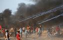 Dải Gaza lại chìm trong biển lửa, hàng trăm người thương vong